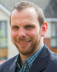 Julien Pritchard, Green councillor for Druids Heath and Monyhull
