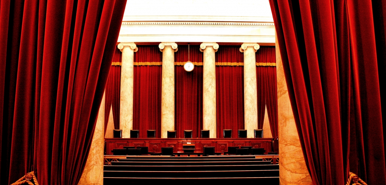 Inside the Supreme Court, USA