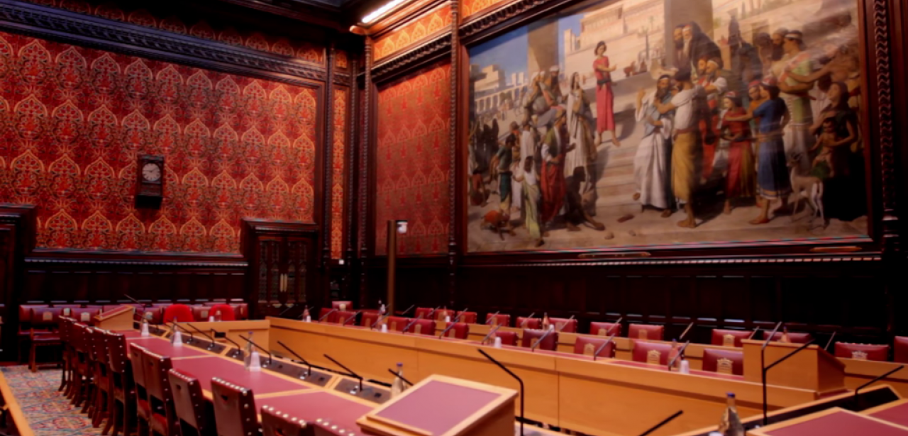 Moses Room, House of Lords