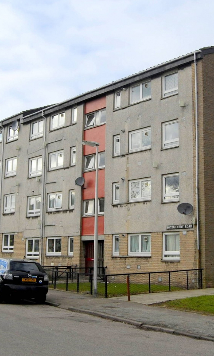 Social housing in England