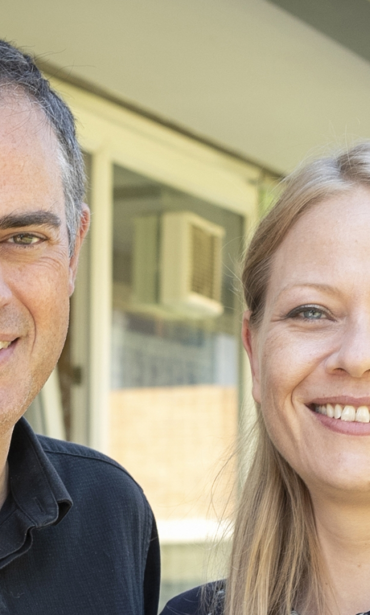 Jonathan Bartley and Sian Berry