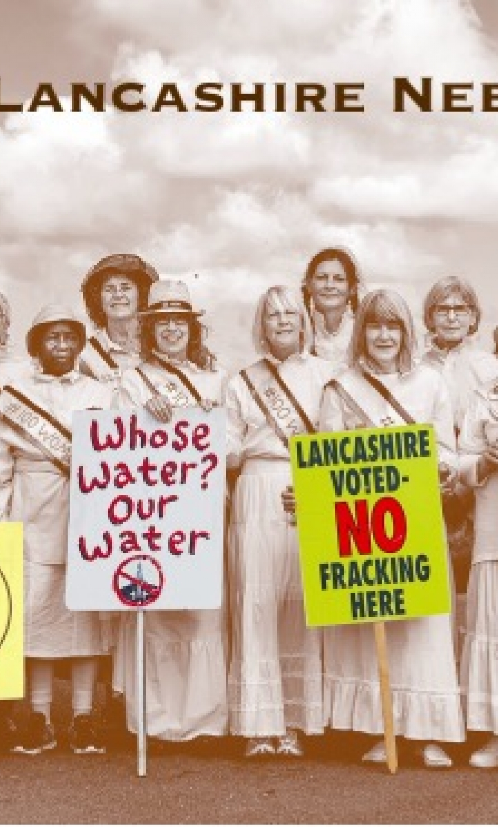 Lancashire women to protest fracking outside Parliament
