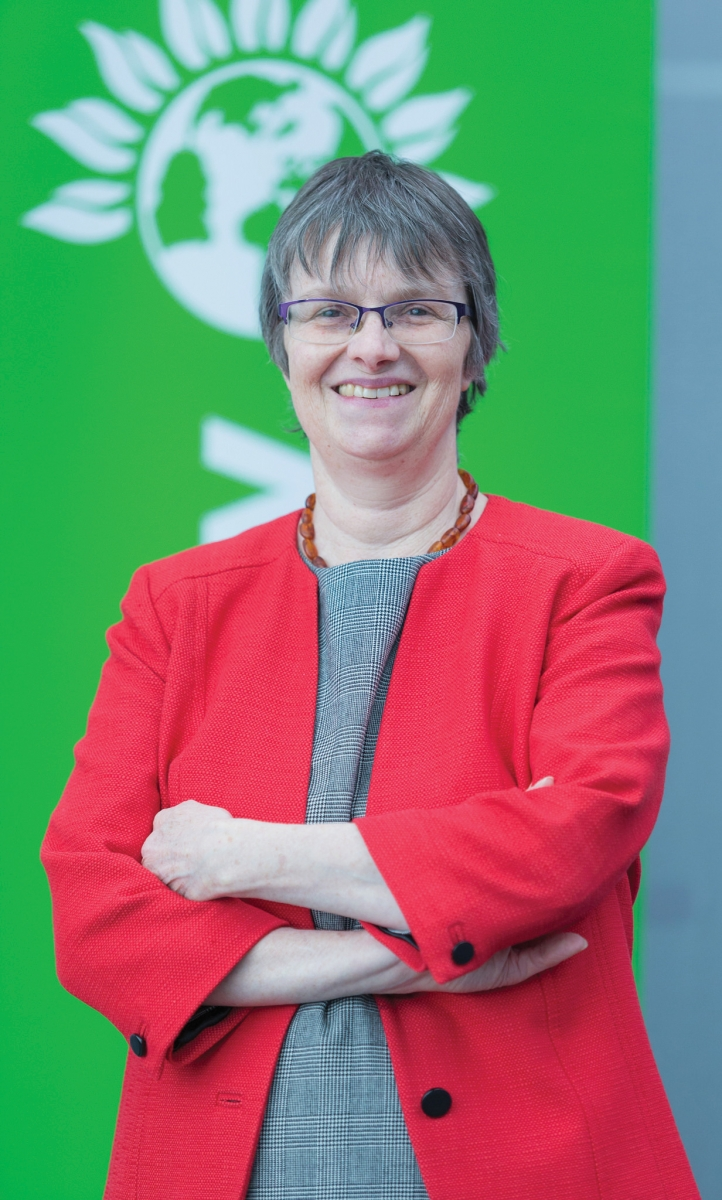 Molly Scott Cato MEP