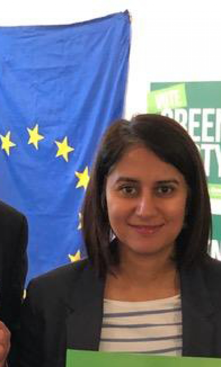 Scott Ainslie is the Green Party's new MEP for London