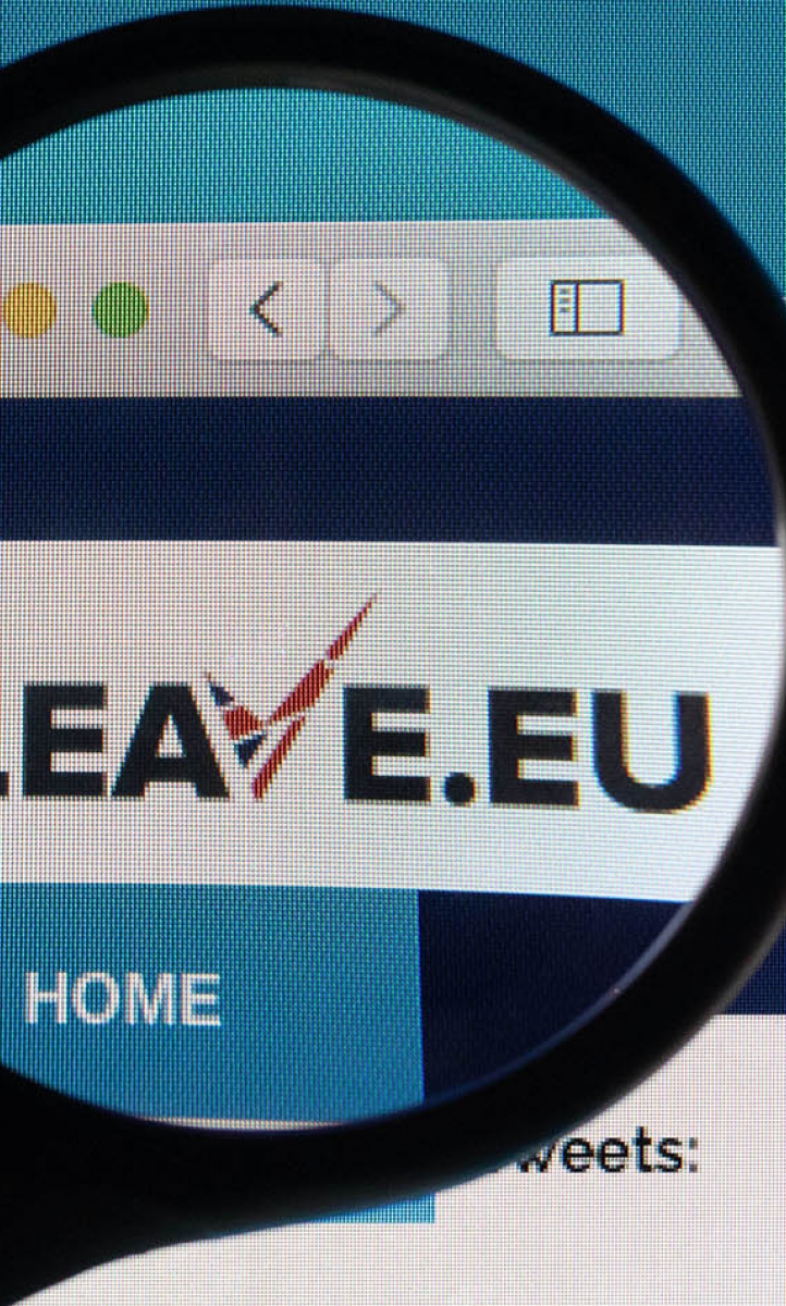 Leave.EU under the microscope