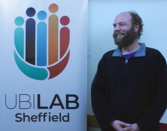 Jason Lemon of UBI Lab Sheffield