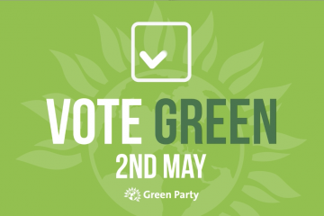 Green Party PEB still