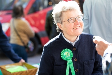 MEP candidate for the Eastern England region Catherine Rowett