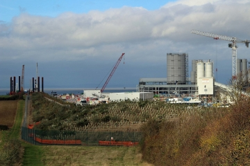 Hinkley Point C power plant